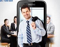 Master visual - POS - Tecno Mobile