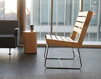 Monti - Lounge Chair