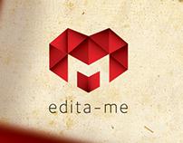 Rebranding - Edita-me