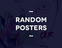 Random ~ Posters