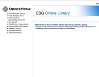 SourceMedia Creative Services Group Online Library