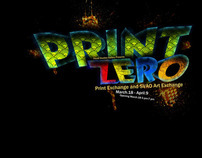 Print Zero Poster and Card