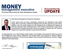 SourceMedia Publications Monthly eNewsletter Template