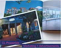 CL Properties | Marketing + Advertisements
