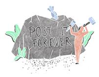 Tumblr: 'Post It Forward' Campaign