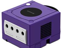 GameCube - Vector Image