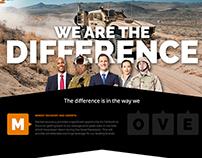 Spec Design - Defense Industry Contractor