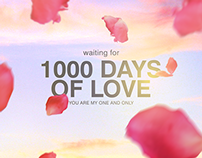 1000 DAYS OF LOVE
