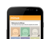 Minus for Android