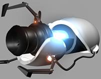 Portal Gun - 3D Model