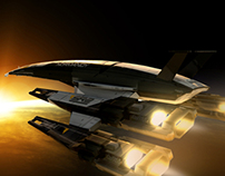 Normandy - 3D Model
