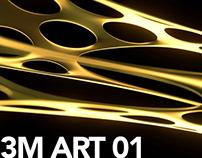 3M Art 01 (Experimental Project)