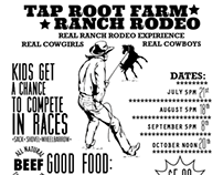 rodeo advertisement