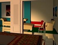 3Ds Max- Interior Design Visualization