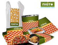 naming πιάτο _ branding | packaging
