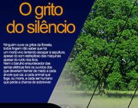Pag. simples - Desmatamento - Faculdade