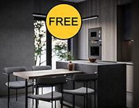 FREE Interior Apartment Scene 105
