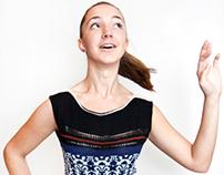 Provençal Knit Dress