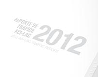 REPORTE DE TRÁFICO 2012 ACI-LAC