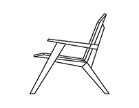 ORION Easy Chair