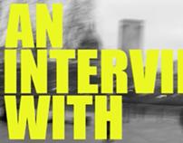 An interview with Ethen Mark Carlin