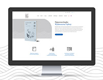 Website and icons design