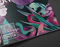 Відчувай з Toyota