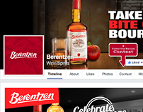 Berentzen Recipe Campaign