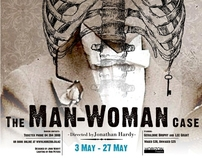 Theatre poster — The Man/Woman Case