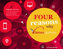 "PRESENTATION - ""4 Reasons Why Kairos"""