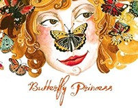 butterfly princess