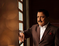 Portrait Photo shoot with Actor Mr. Sivakumar sir.