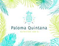 Paloma Quintana - Nutricionista | BRANDING