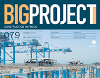 Big Project 079 - October Issue