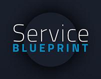 Service Blueprint // Digitalisation // UX