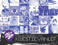 Kwestievanlef Collection Book