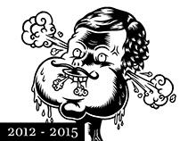 ALEBROWAR - 2012-2015
