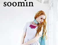 Fashion collection design & print 2013.
