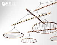 InUtile - The clotheshorse concept (Progetto tesi)