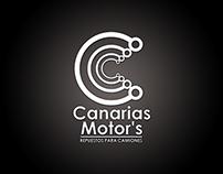 Canarias Motor's | Imagen Corporativa | 2008