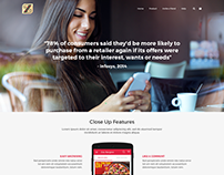 Zulu - Shop The Digital Way Website UI/UX