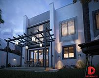 Al-Dahia modern villas KSA