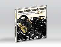 DVD Audio Software Mockup