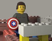 Lego 3D