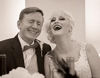Tyrrell Dreamy Noir Wedding by xanderLOVE photography