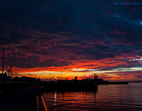 Selected Images from Harbor Sunrise