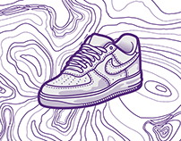 Illustration - Sneakers