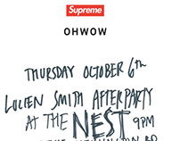 SUPREME X OHWOW X LUCIEN SMITH (COPY)
