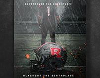 2015 Rutgers Football Blackout
