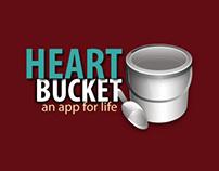 Heart Bucket App